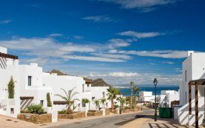 View of Mojacar from Macanas