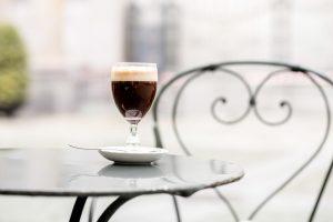 Bicerin chocolate coffee