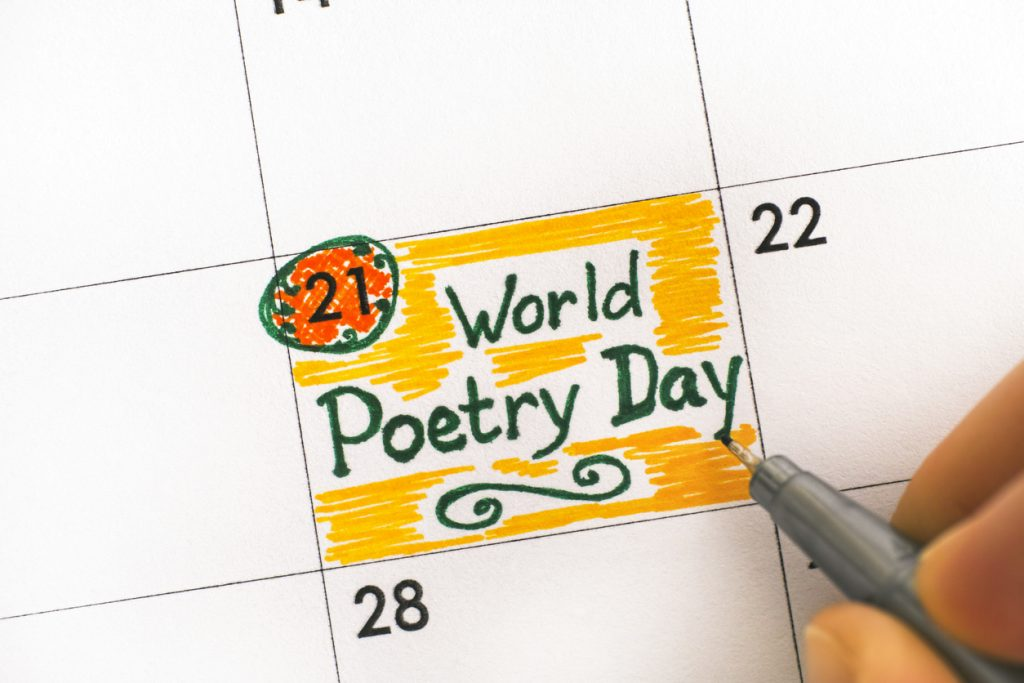 World Poetry Day Across Europe